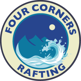 Four Corners Rafting Logo